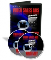 Video Sales Ads Made Easy Video with Master Resale Rights