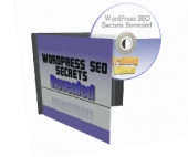 Wordpress SEO Secrets Revealed Video with Master Resale Rights