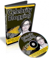 Celebrity Blogging Video with Master Resale Rights