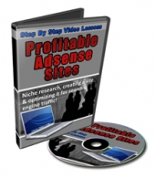 Profitable Adsense Sites Video with Personal Use Rights