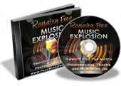 Royalty Free Music Explosion Video with Master Resale Rights