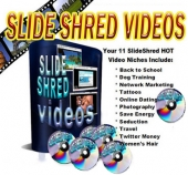 Slide Shred Videos Video with Master Resale Rights