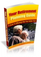 Your Retirement Planning Guide eBook with Master Resale Rights