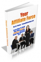 Your Affiliate Force eBook with Master Resale Rights