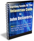 Startling Seeds Of The Delaverian Code eBook with Master Resell Rights