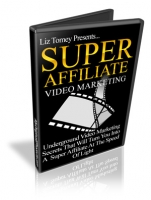Super Affiliate Video Marketing Video with Master Resale Rights