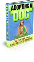 Adopting A Dog eBook with Private Label Rights