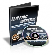Flipping Websites Video with Resale Rights
