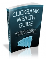 ClickBank Wealth Guide eBook with Master Resale Rights
