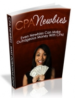 CPA Newbies eBook with Master Resale Rights