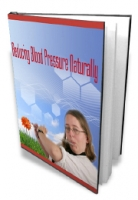 Reducing Blood Pressure Naturally eBook with private label rights