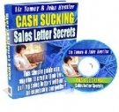 Cash Sucking Sales Letter Secrets eBook with Master Resell Rights