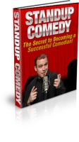 Standup Comedy eBook with Private Label Rights