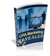 CPA Marketing Revealed eBook with Personal Use Rights