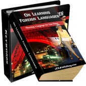On Learning Foreign Languages eBook with private label rights
