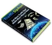 Traffic Siphon eBook with Personal Use Rights