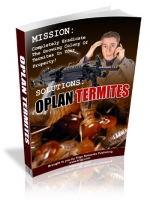 Oplan Termites eBook with private label rights
