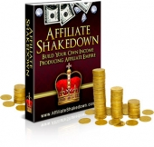 Affiliate Shakedown eBook with Personal Use Rights