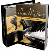 Piano Mastery eBook with private label rights