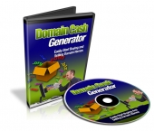 Domain Cash Generator Video with Personal Use Rights