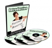 Introduction to Postcard Marketing Video with Personal Use Rights