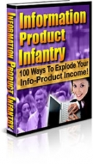 Information Product Infantry eBook with Master Resell Rights