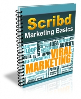 Scribd Marketing Basics eBook with Giveaway Rights