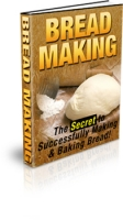 Bread Making eBook with Master Resale Rights
