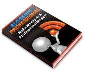 Blogging Professional eBook with Personal Use Rights