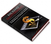 Backend Mastermind eBook with Personal Use Rights