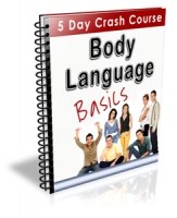 Body Language Basics eBook with private label rights
