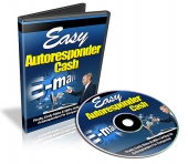 Easy Autoresponder Cash Video with Personal Use Rights