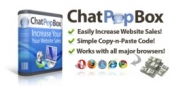 ChatPopBox Software with Personal Use Rights