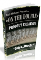 On The Double Product Creation eBook with Giveaway Rights