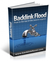 Backlink Flood eBook with Master Resale Rights
