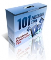 101 Facebook Tips Video with Personal Use Rights