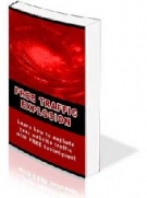 Free Traffic Explosion eBook with Master Resell Rights