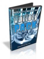 Royalty Free Music Variety Pack Video with Personal Use Rights