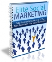 Elite Social Marketing eBook with Private Label Rights