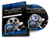 Wordpress Video Tutorials Video with Personal Use Rights