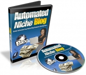 Automated Niche Blog Video with Resale Rights