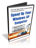 Speed Up Your Windows XP Computer Video with private label rights