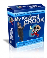 My Keyword Crook Software with Master Resale Rights
