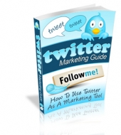Twitter Marketing Guide eBook with Personal Use Rights