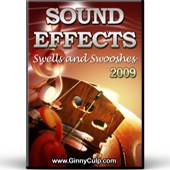 Sound Effects - Swells and Swooshes Video with Personal Use Rights