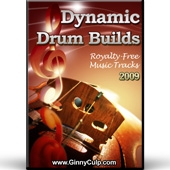 Dynamic Drum Builds Video with Personal Use Rights