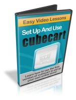 Set Up And Use Cubecart Video with Personal Use Rights