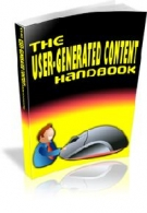 The User-Generated Content Handbook eBook with Personal Use Rights