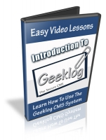 Introduction To Geeklog Video with Personal Use Rights