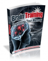 Brain Training eBook with Master Resale Rights